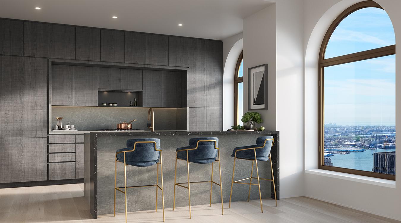 130W kitchen