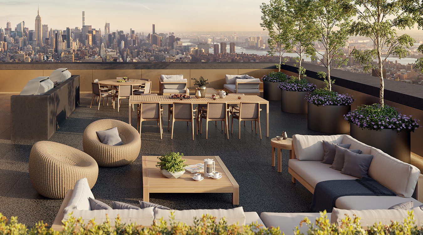 130w sky terrace