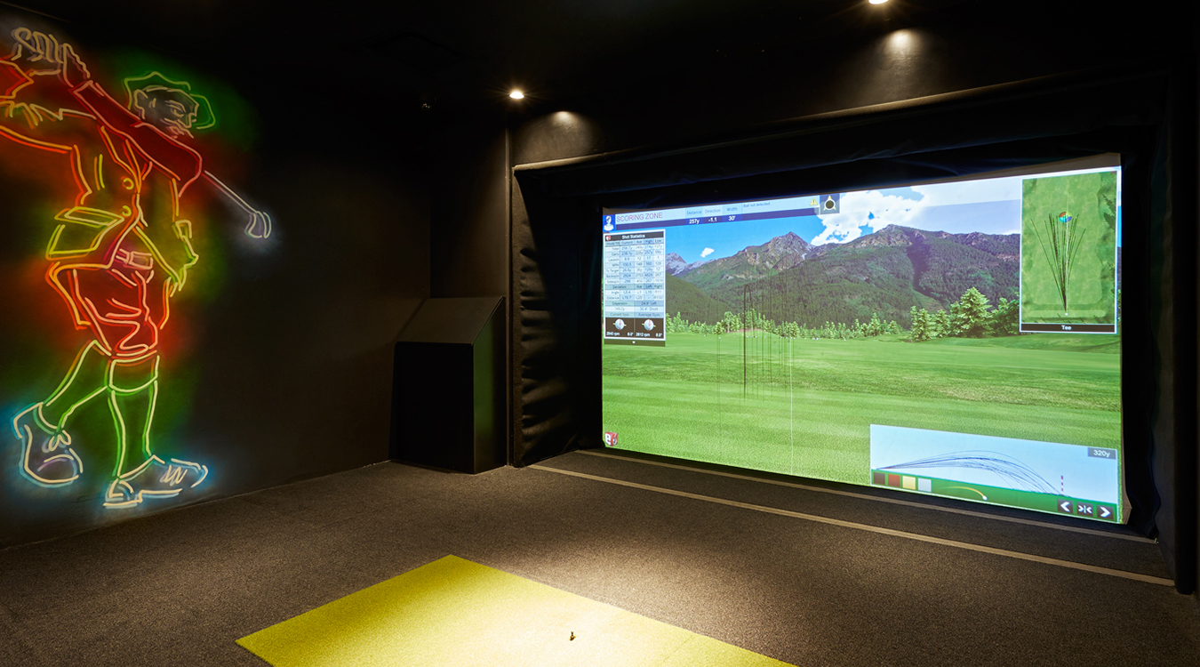 ARC golfsimulator