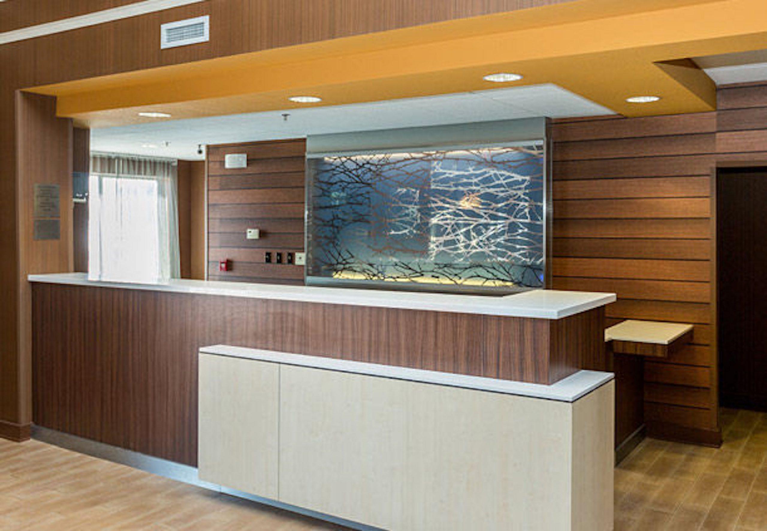 Fairfield Inn & SuFairfield Inn & Suites by Marriott Des Moines West_front Deskites by Marriott Des Moines West_Lobby