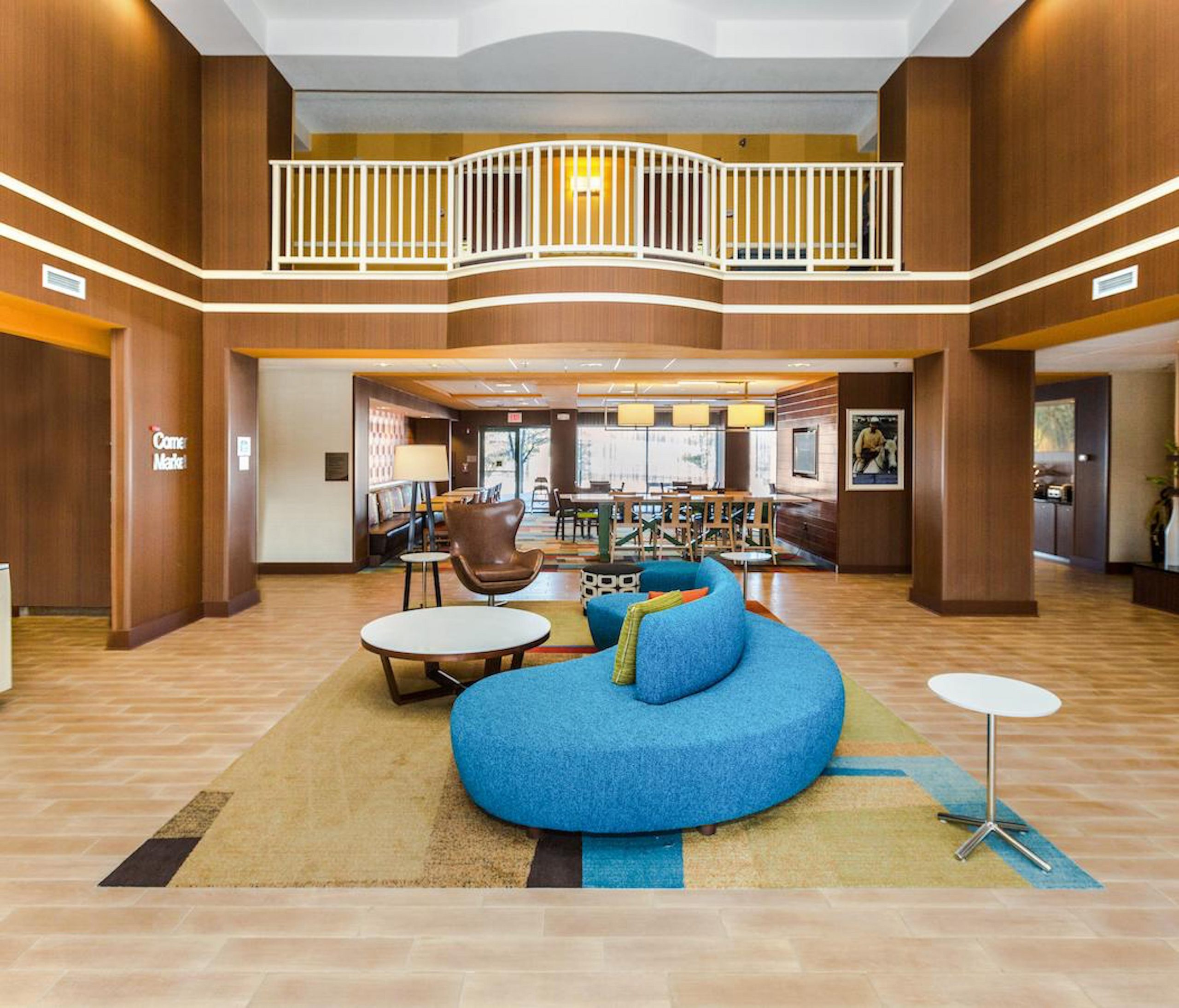 Fairfield Inn & Suites by Marriott Des Moines West Lobby
