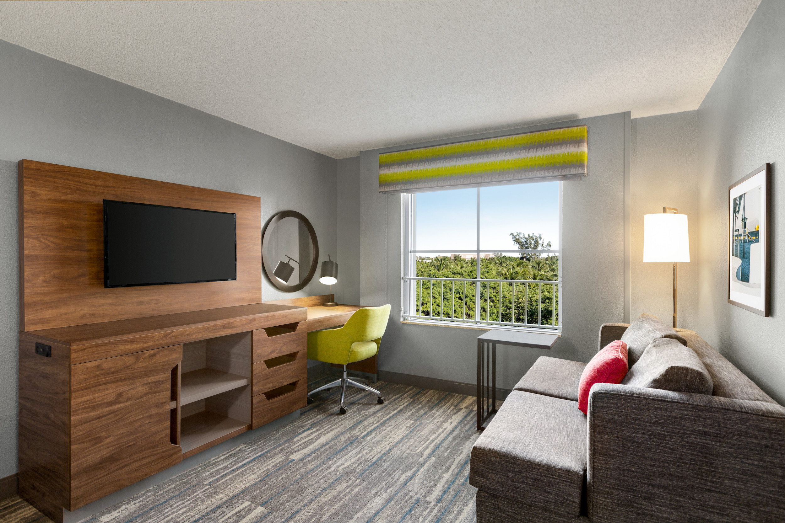 Hampton Inn & Suites Ft. Lauderdale AirportSouth Cruise Port